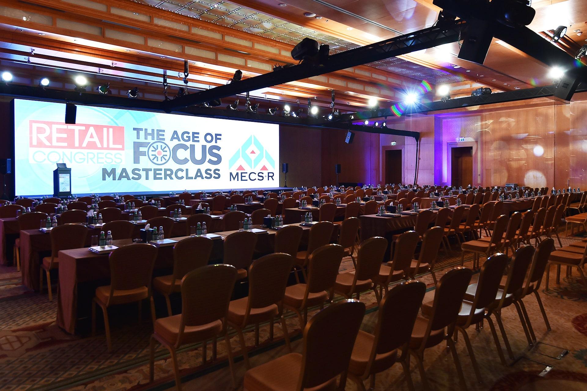 Retail Congress MENA 2019 Event – The Age of Focus